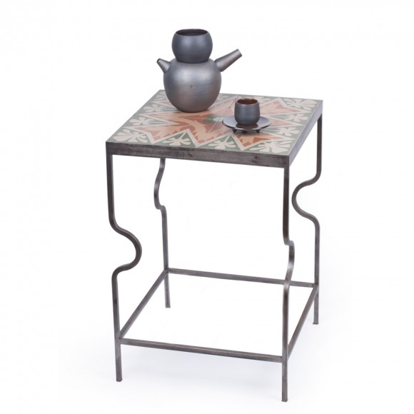 CATALAN MODERNISM TILE COFFEE TABLE (ADVANCE ORDER)
