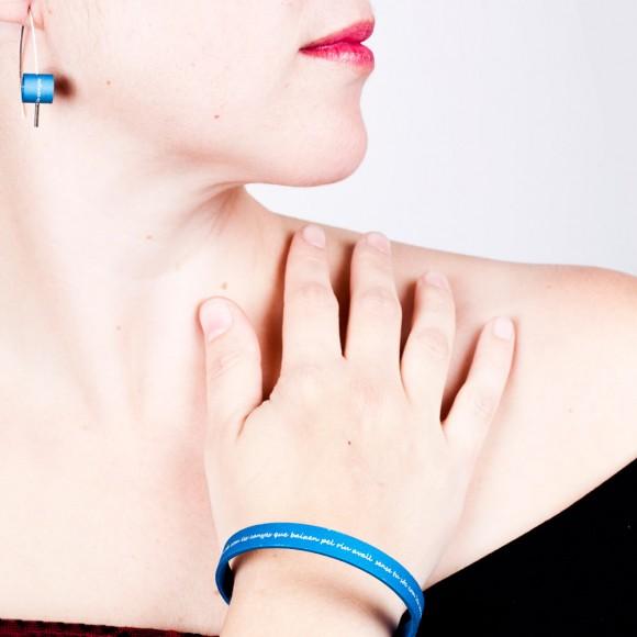 El riu i la cultura earrings